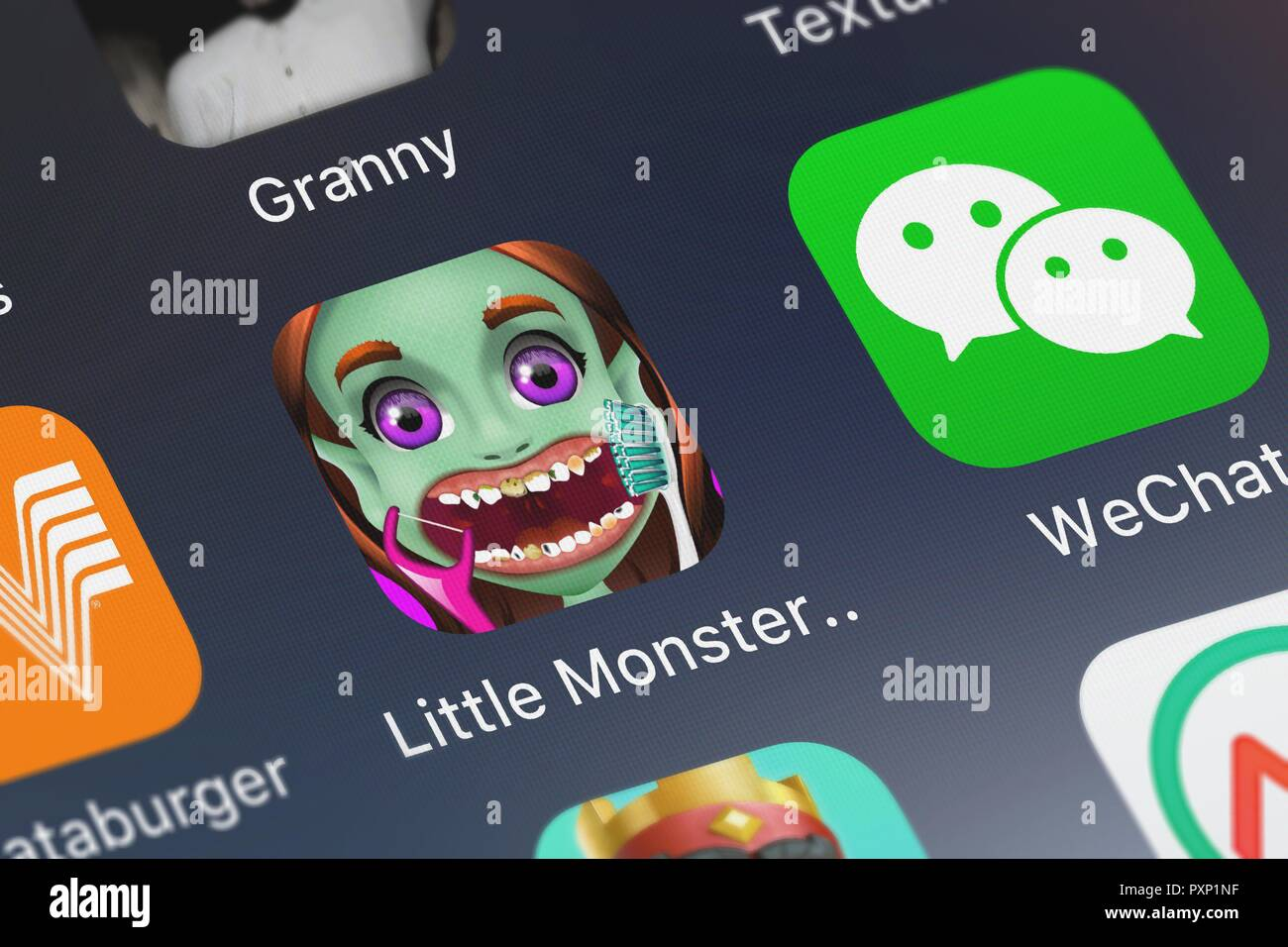 Little Monsters Stock Photos & Little Monsters Stock Images