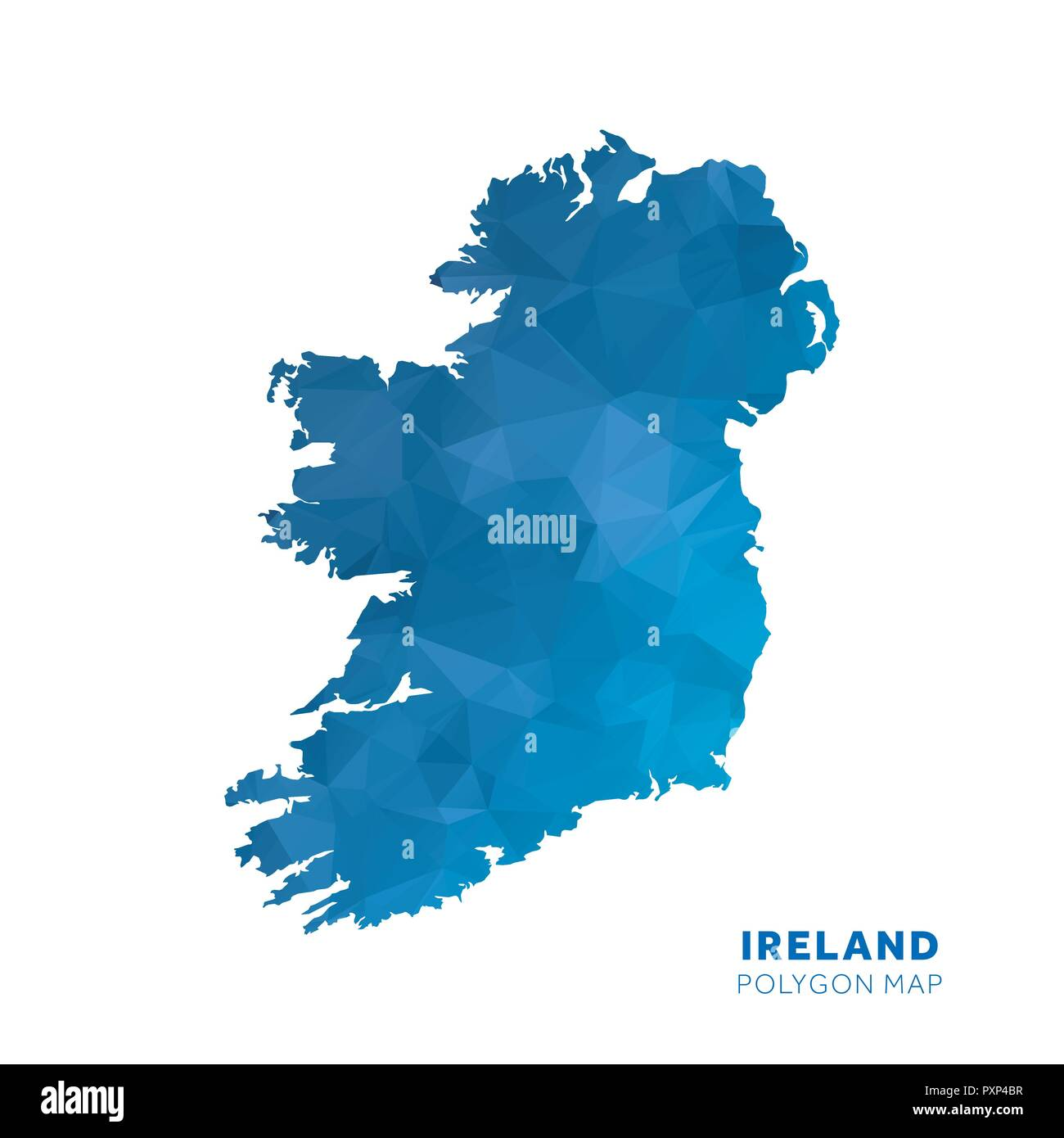 Map of Ireland. Blue geometric polygon map Stock Vector Art ... Illustration Map Of Ireland on map of netherlands, map of european countries, map of japan, map of britain, map of british isles, map of dublin, map of skellig islands, map of denmark, map of united kingdom, map of ring of kerry, map of united states, map of prince edward island, map of eastern hemisphere, map of yugoslavia, map of northeast us, map of sweden, map of scotland, map of london, map of hong kong, map of philippines,