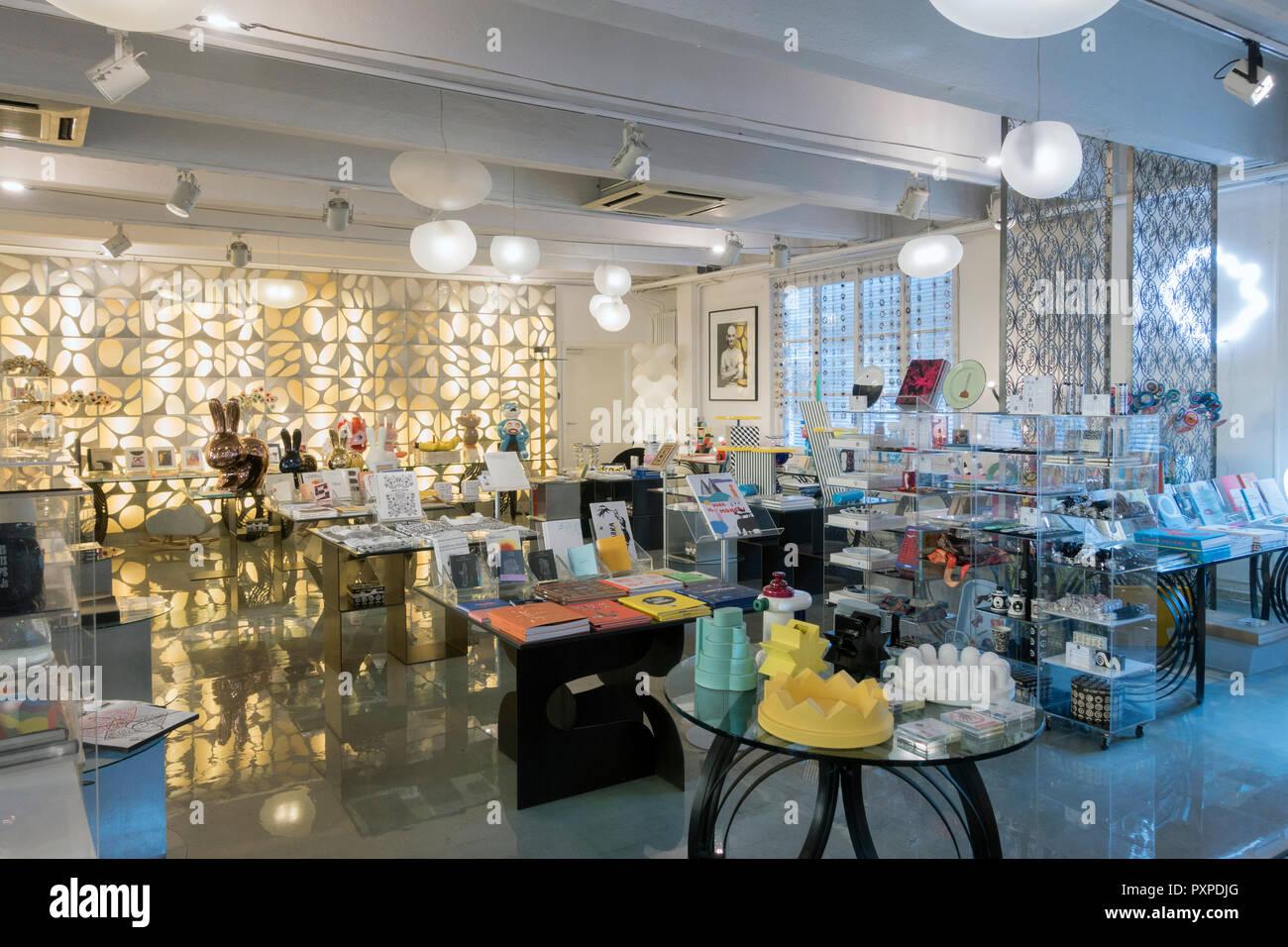 Corso Como 10 book shop in Milano, Italy - Stock Image