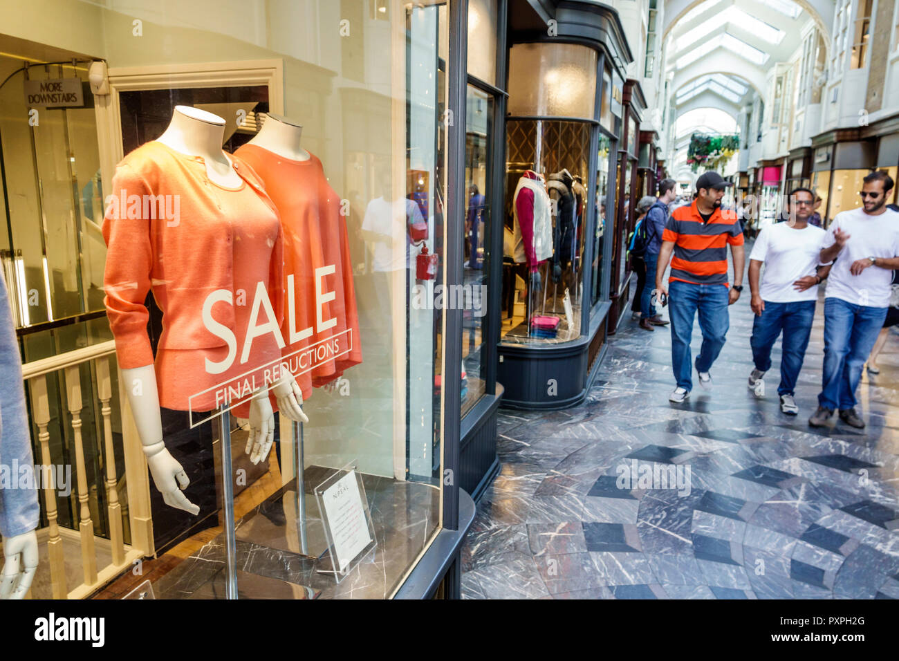 521819f1fbd London England United Kingdom Great Britain Mayfair Burlington Arcade  shopping upmarket luxury covered pedestrian arcade stores