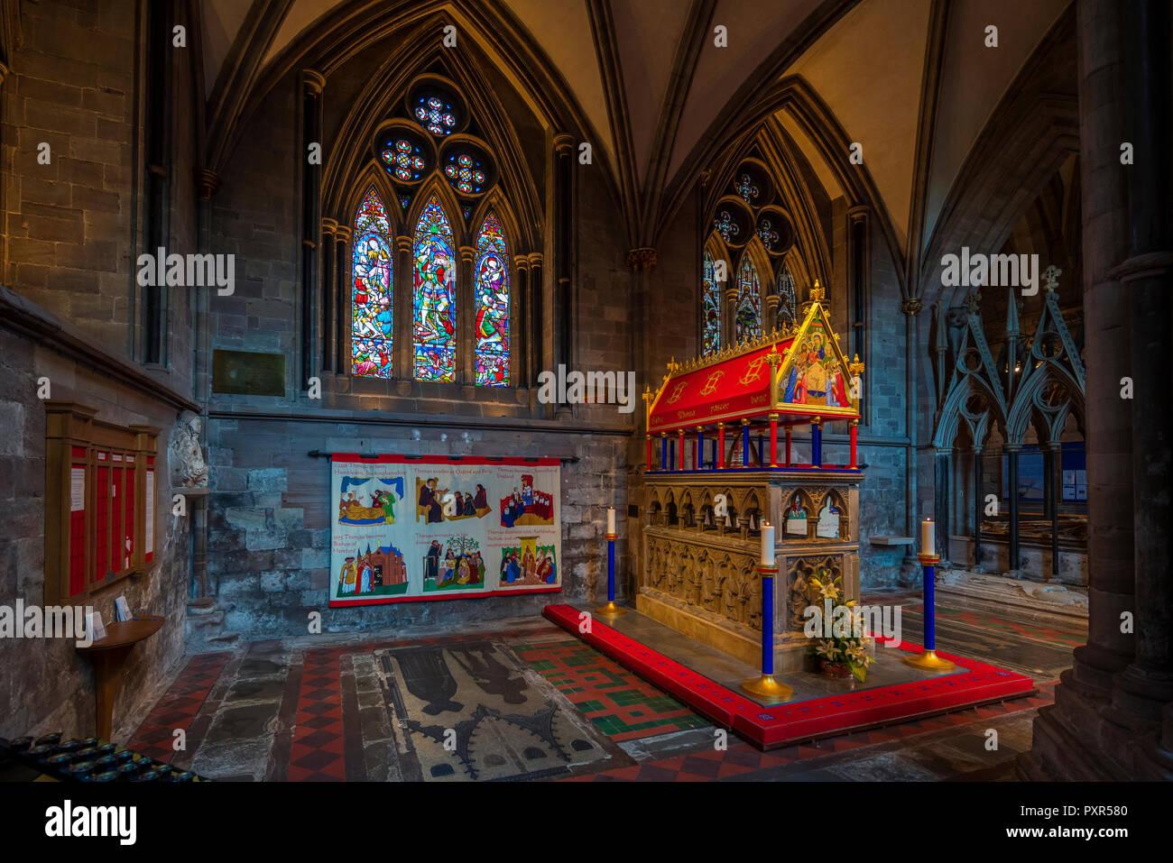 Tomb of Saint Thomas de Cantil...