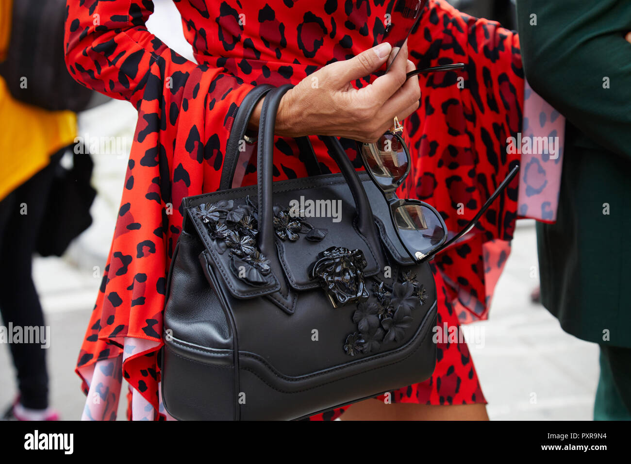 ab2ae74d79 Versace Bag Stock Photos   Versace Bag Stock Images - Alamy