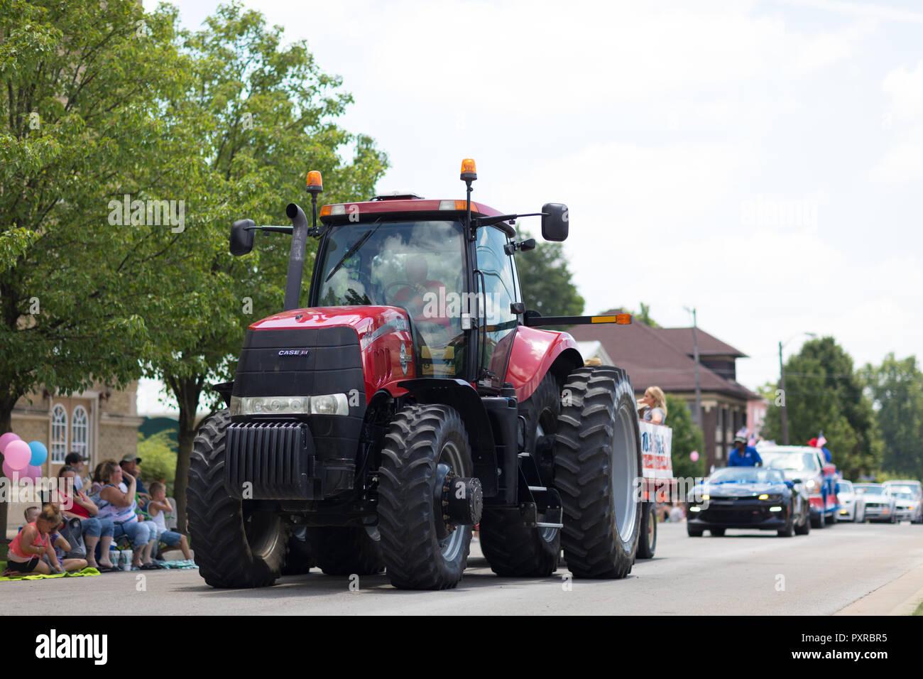 Haynes Apperson Festival 2020.Case Ih Magnum Tractor Stock Photos Case Ih Magnum Tractor