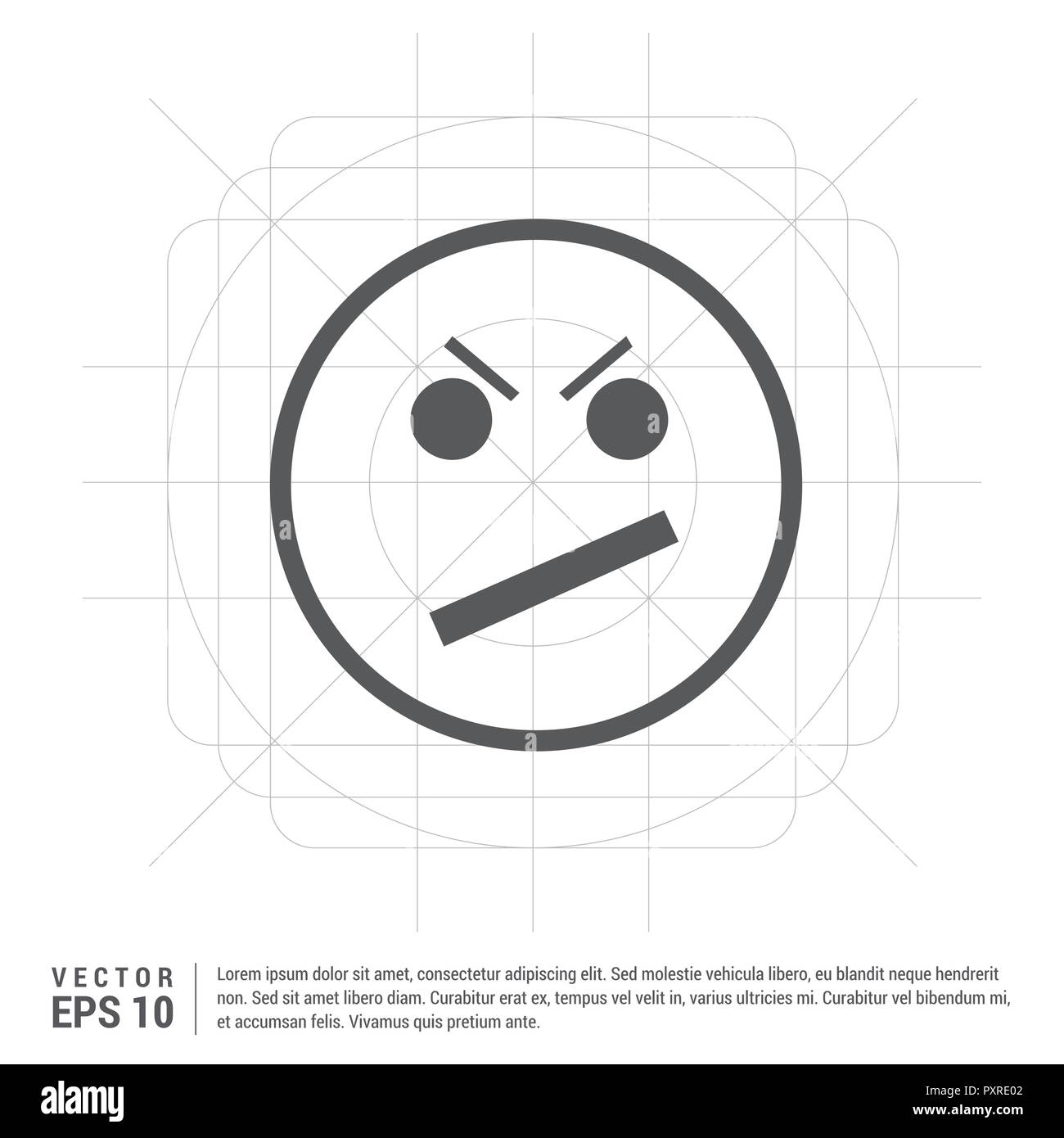 smiley icon, Face icon Stock Vector Art & Illustration, Vector Image