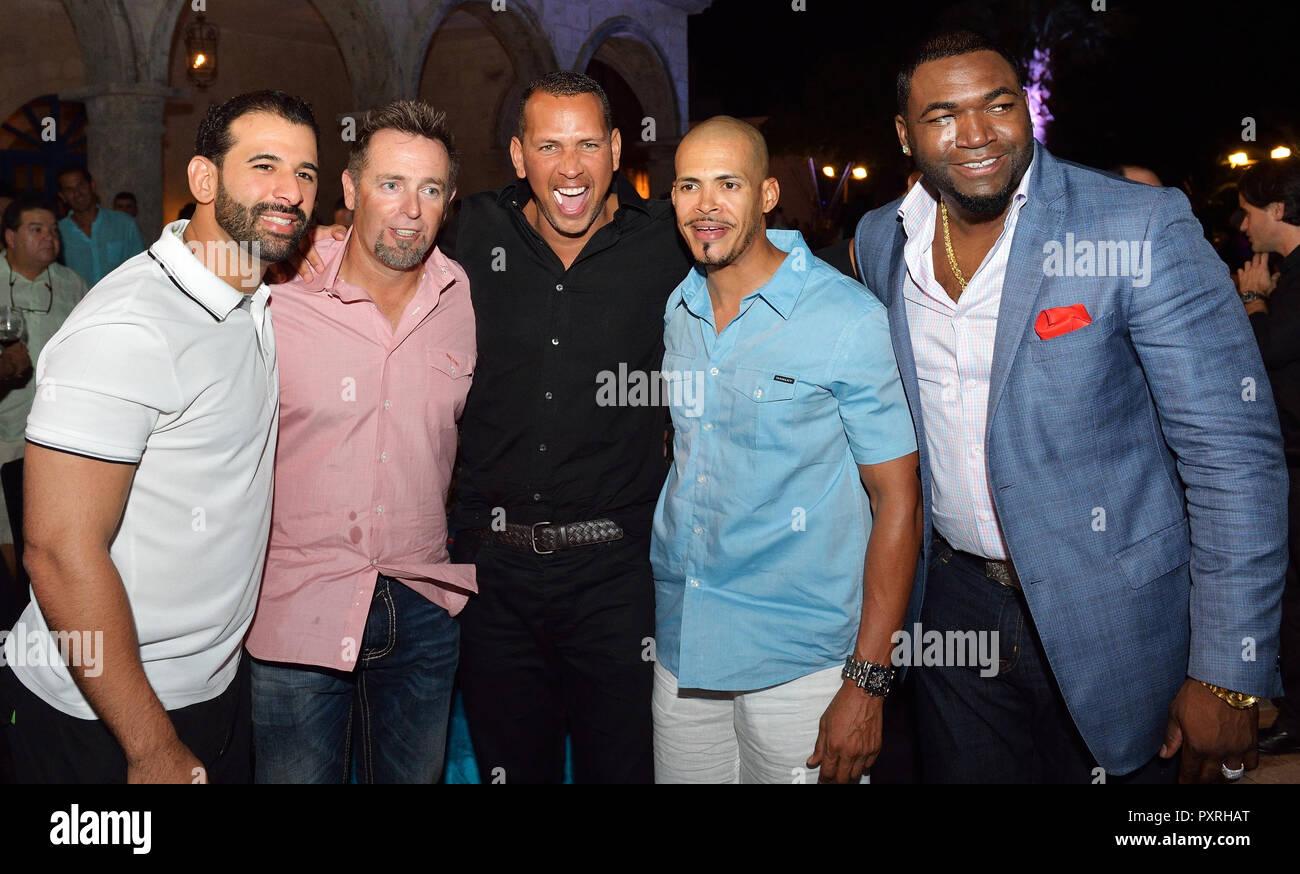 Miami Fl Breaking News File Photo 2010 2017 A Rod Locked In