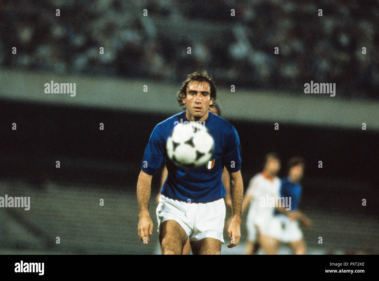 Francesco Graziani Stock Photo