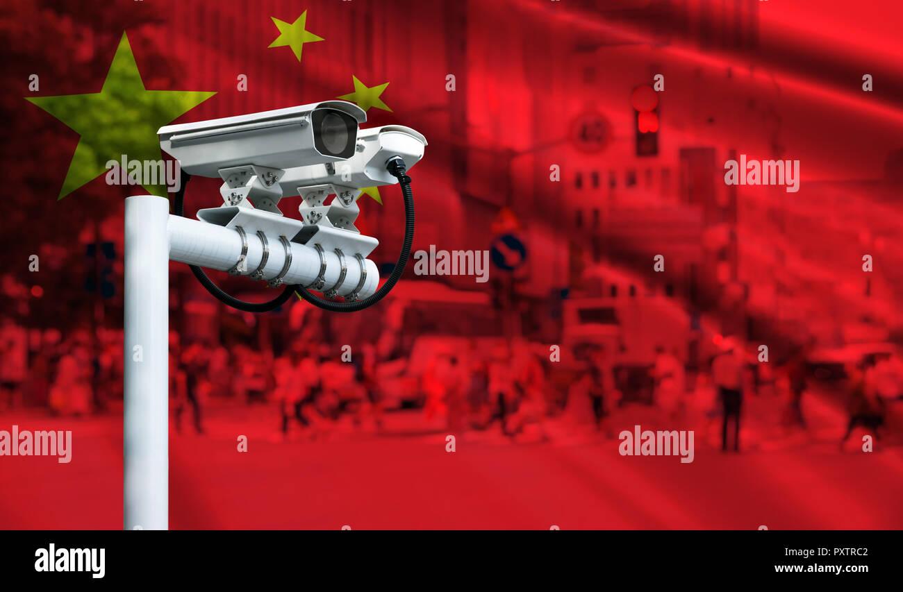 Smart surveillance cameras help automatically track identify