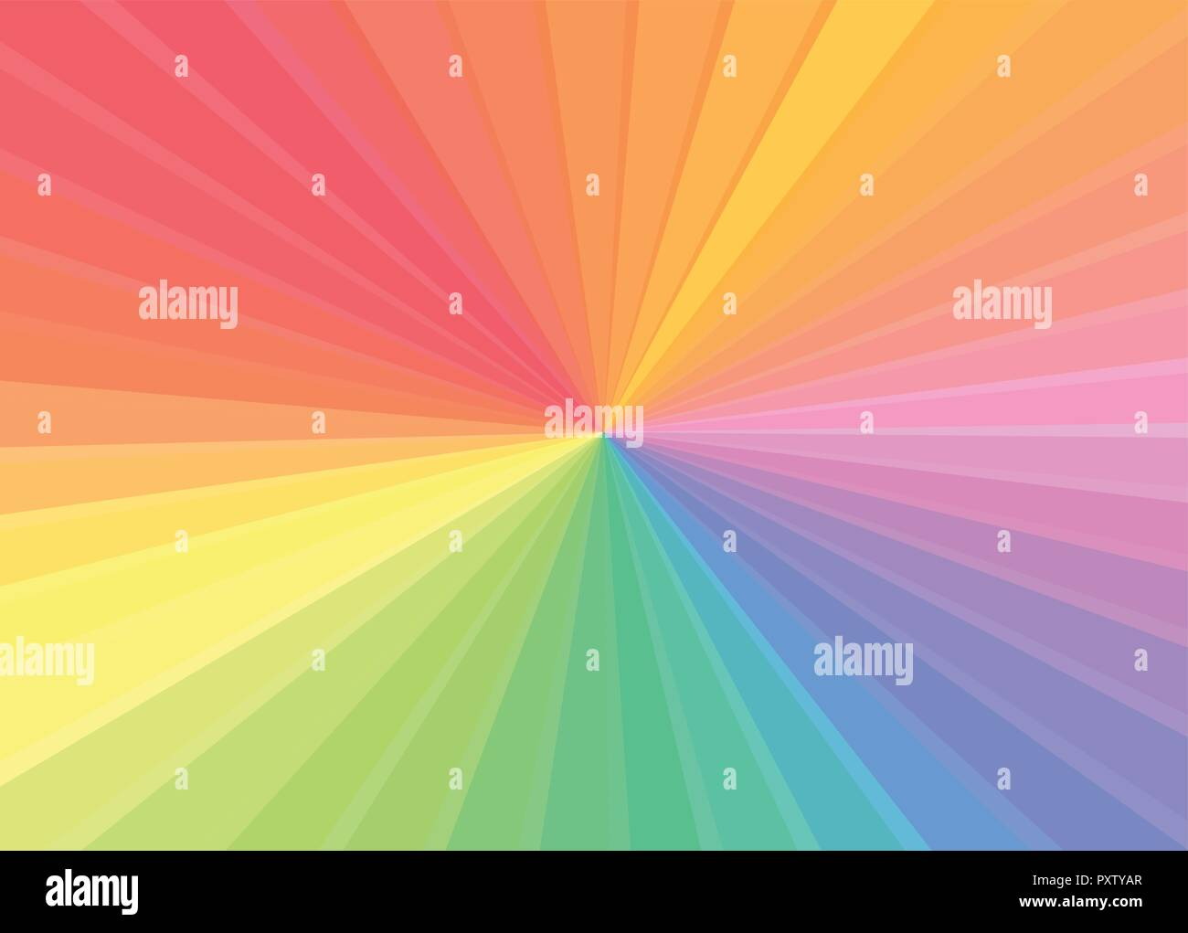 background template with rainbow colors illustration stock vector