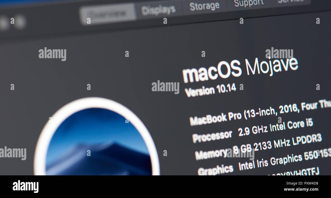 Mac Os X Stock Photos & Mac Os X Stock Images - Alamy