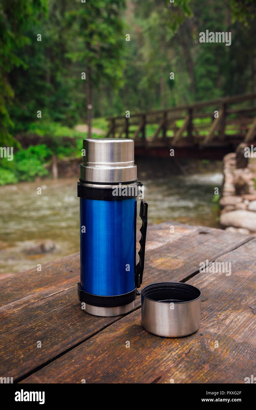 Thermos Bottle Stock Photos Amp Thermos Bottle Stock Images