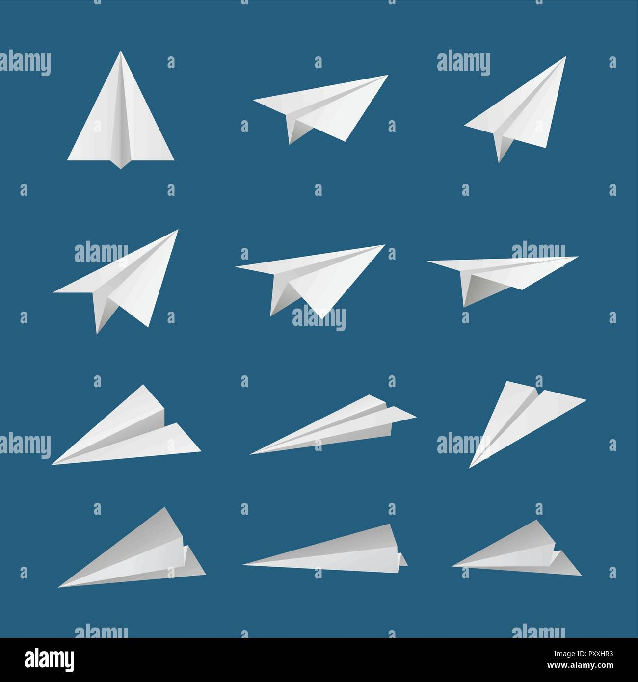 Best Paper Plane - How to Make a Paper Airplane Easy - Boomerang ... | 1390x1300