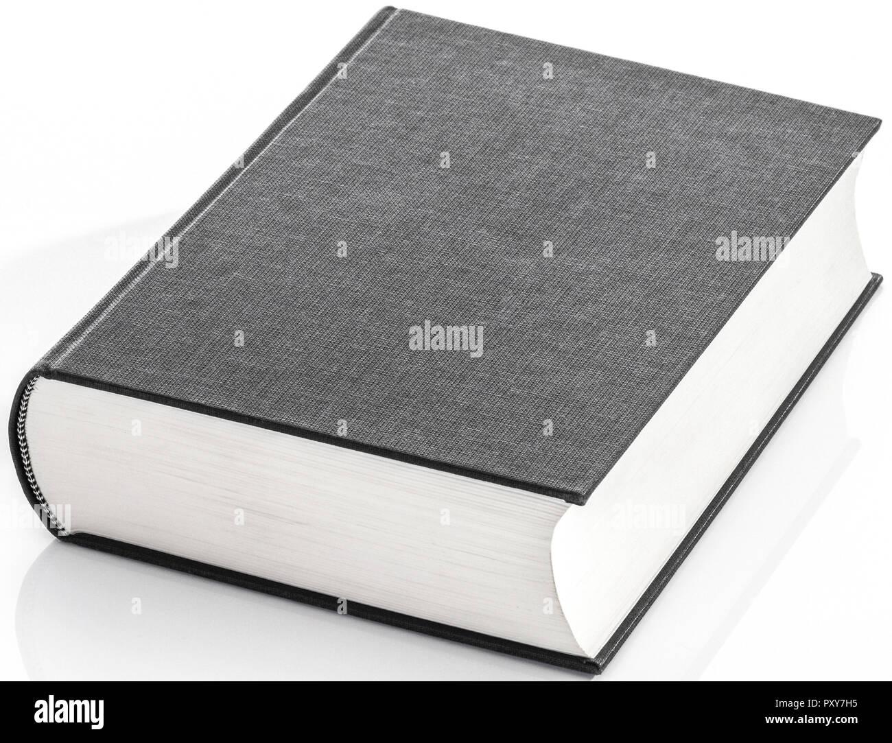 Einzelnes Buch - Stock Image