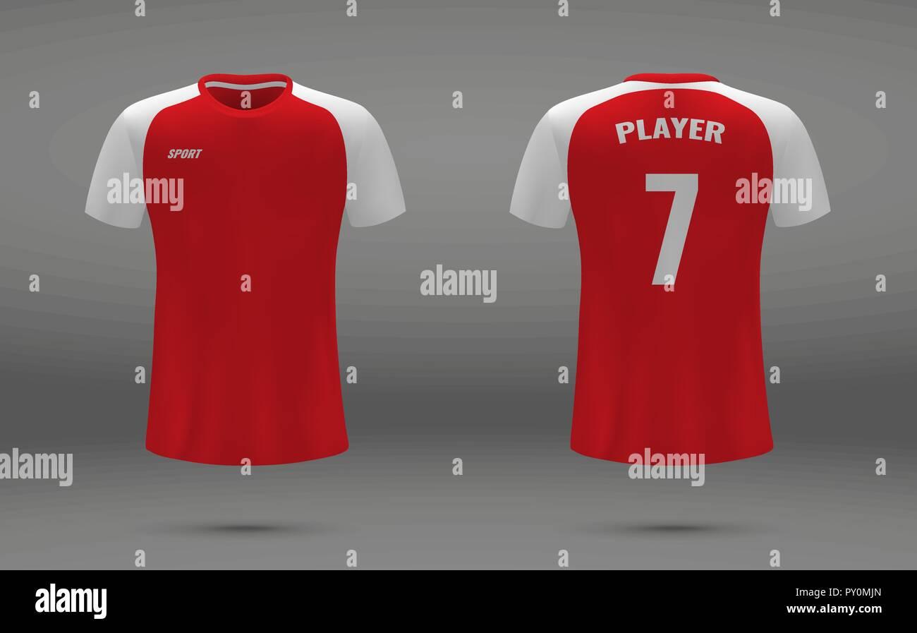 8044e865295 Arsenal T Shirt Stock Photos   Arsenal T Shirt Stock Images - Alamy