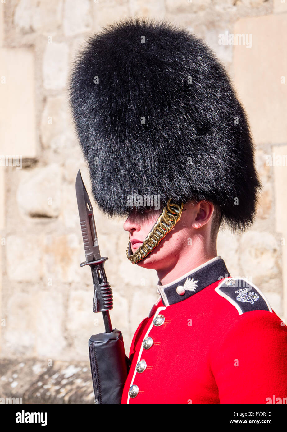 0e2a1f4b114 Bearskin Hat Stock Photos   Bearskin Hat Stock Images - Alamy
