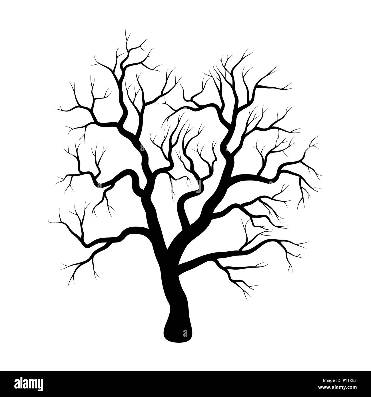 Bare Tree Clipart High Resolution Stock Photography And Images Alamy There are gorgeous winter art projects, fun snowman crafts, adorable winter animals, snowflake crafts and more! https www alamy com bare tree winter design isolated on white background image223157371 html