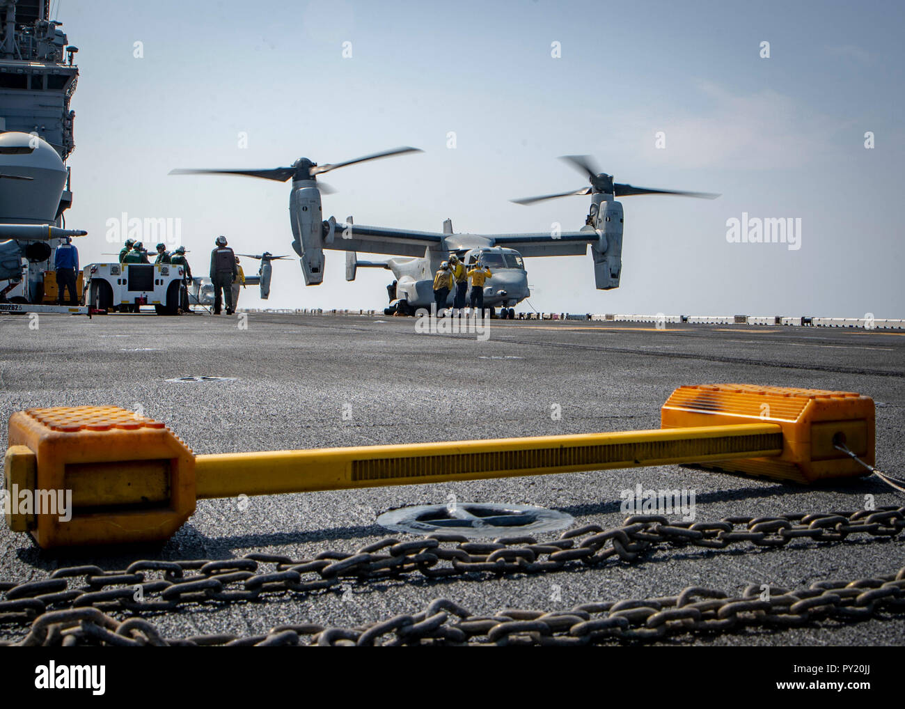 Launch Of Email Stock Photos Images Alamy Osprey Engine Diagram 181021 N At135 1060 Arabian Sea Oct 21 2018