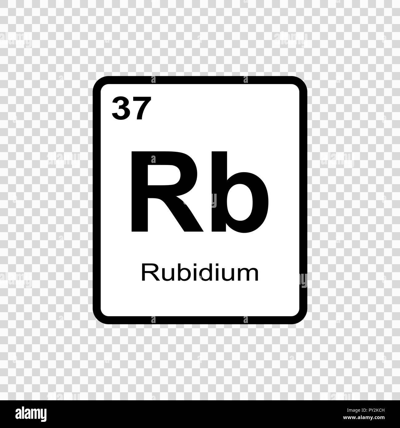 Chemical Element Of Periodic Table Stock Vector Art