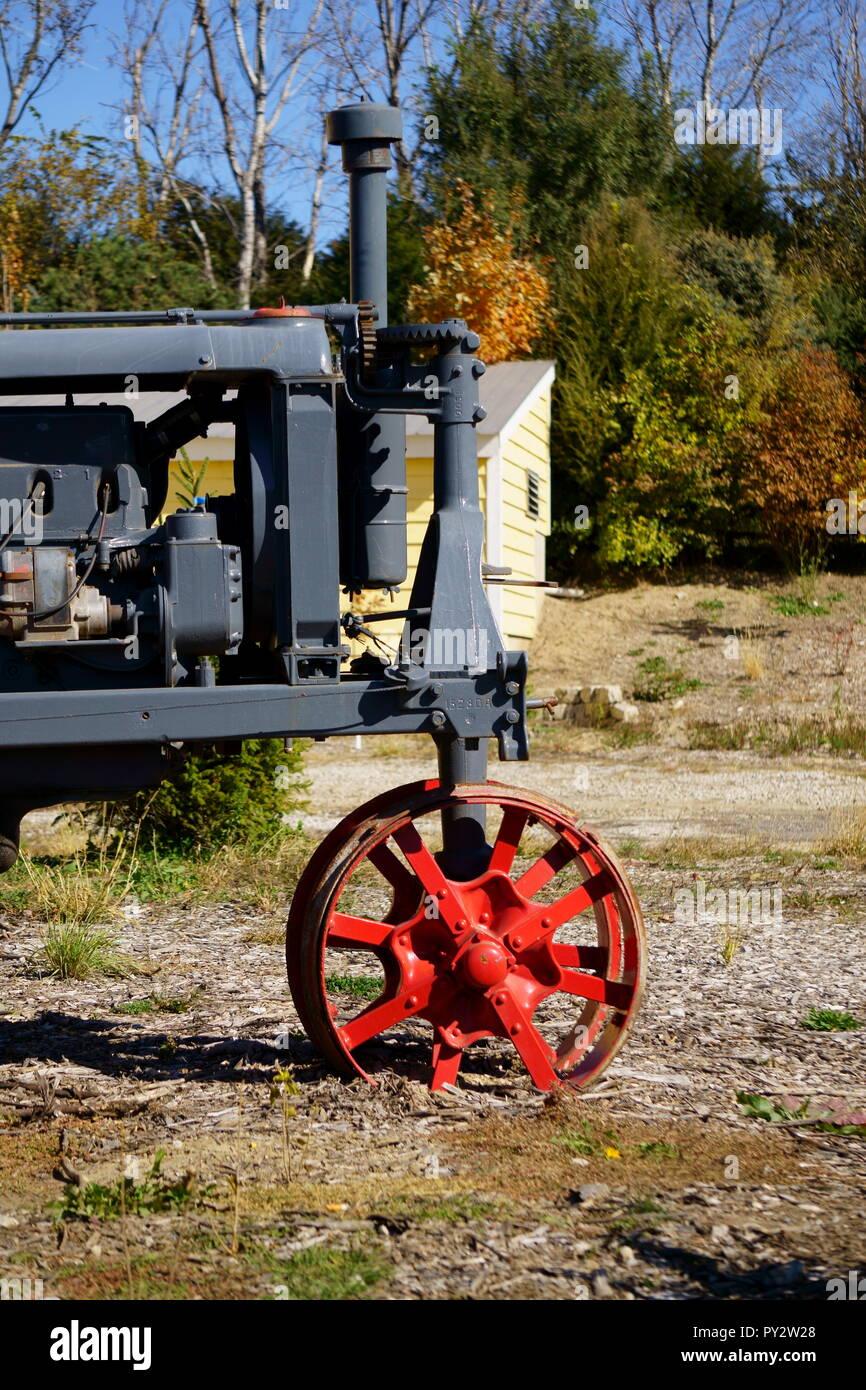 Antique Farm Equipment Found On The Farms Stock Photo 223183696 Alamy