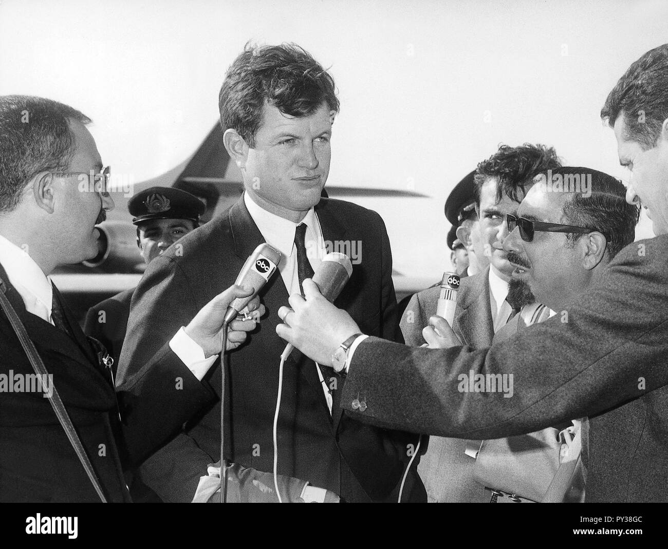 edward kennedy - Stock Image