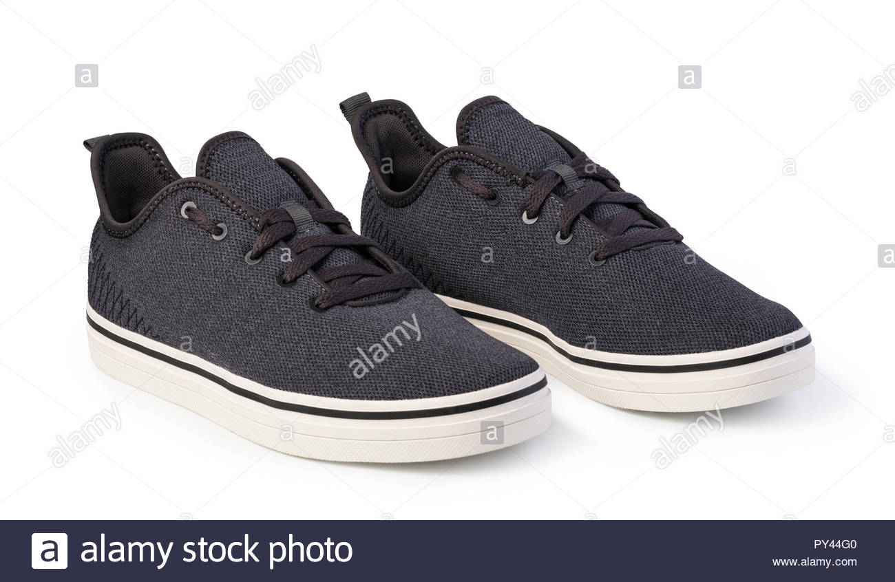 Sport shoes isolated on white background Stock Photo