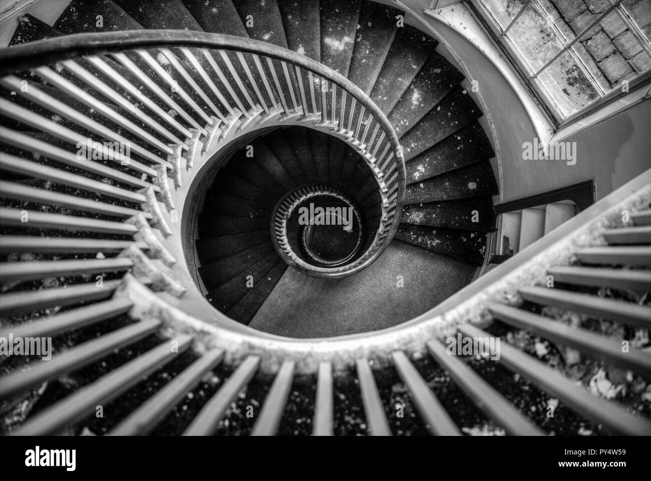 Staircase Abstract Stock Photos & Staircase Abstract Stock Images