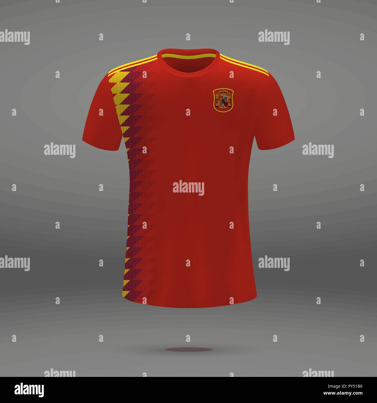 football kit of Spain 2018 eb509bff8