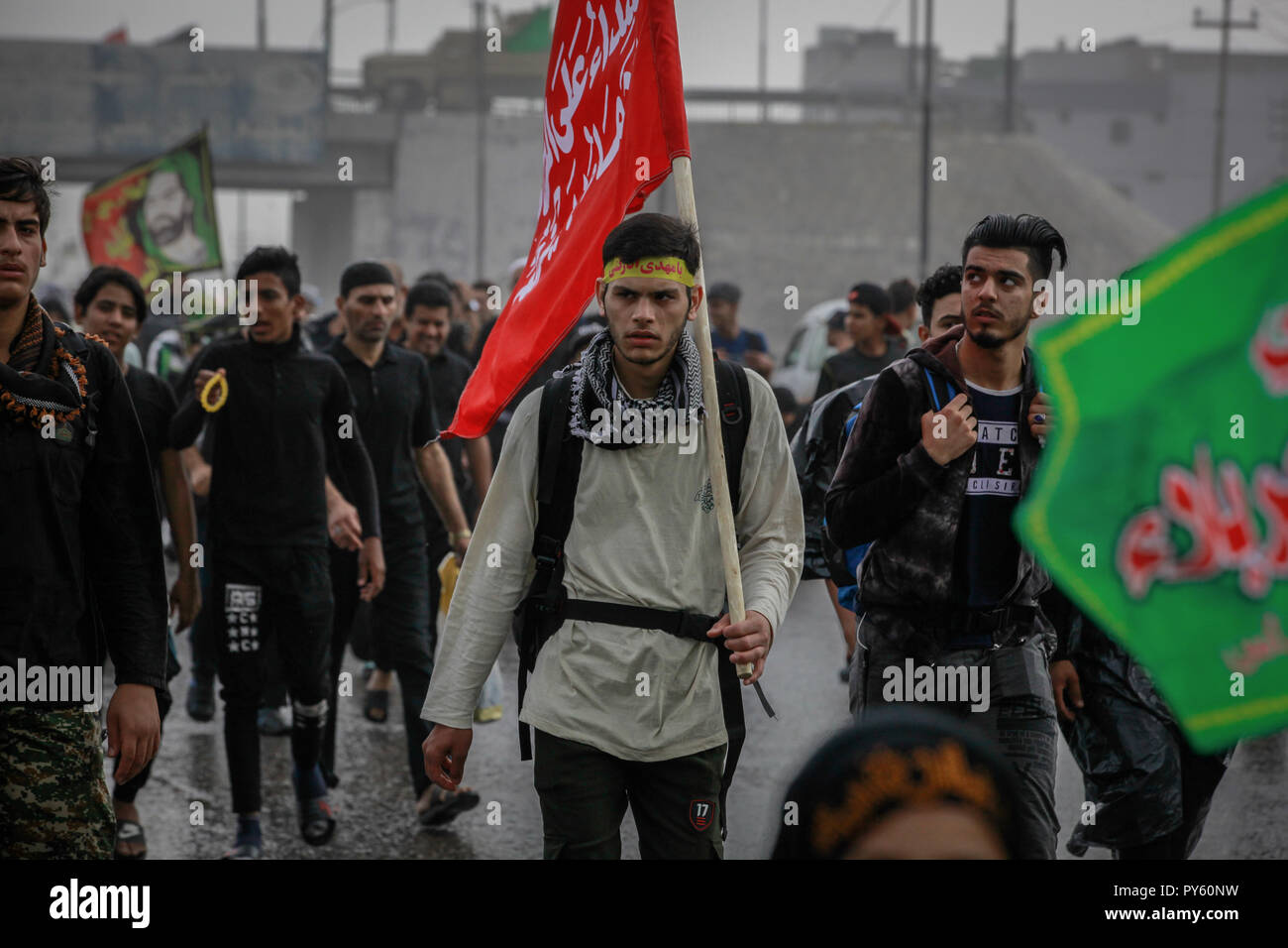 Non Muslim Perspective On The Revolution Of Imam Hussain: Imam Hussain Stock Photos & Imam Hussain Stock Images