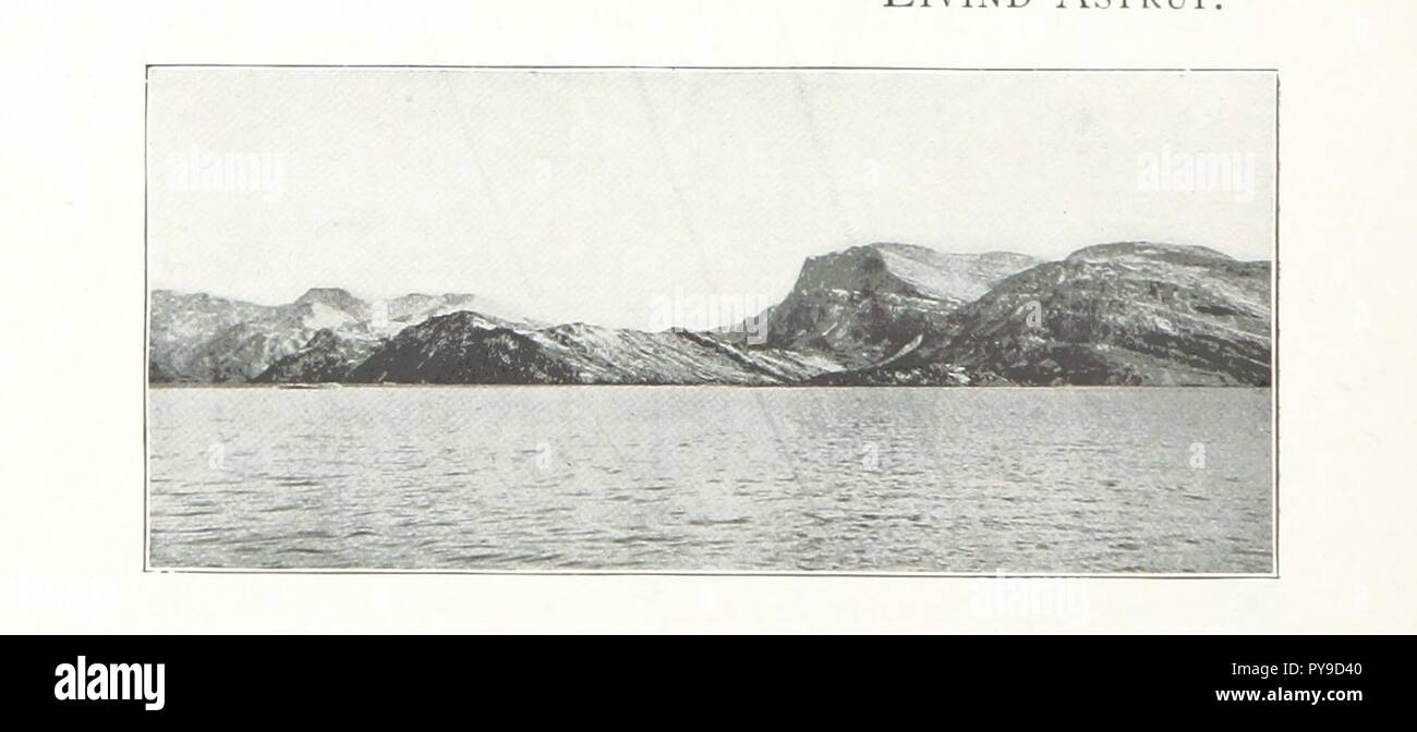 """page 192 of 'Northward over the """"Great Ice"""" a narrative of life and"""
