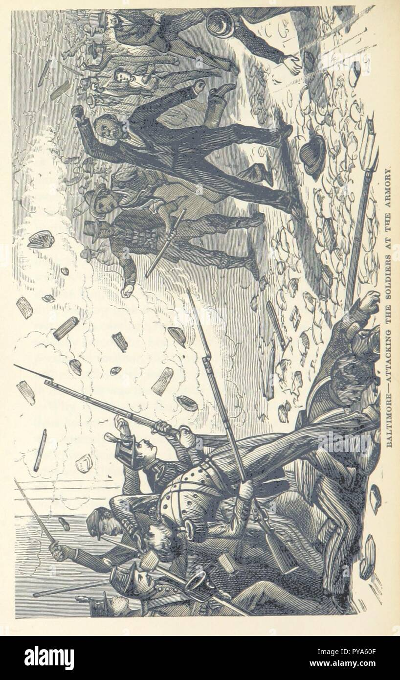page 308 of 'Pen and Pencil Sketches of the Great Riots  An
