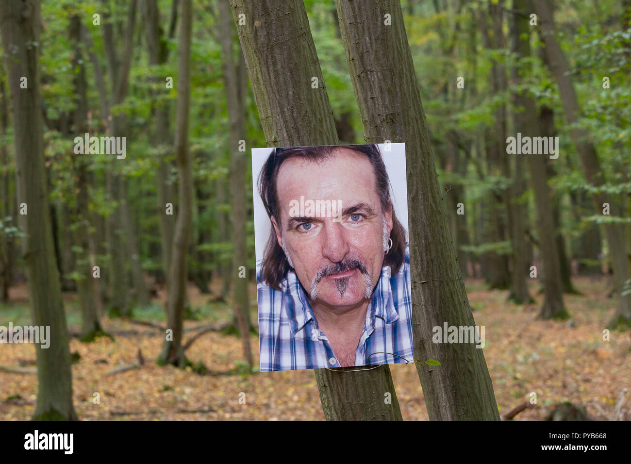Andreas Hoppe (actor) - Stock Image