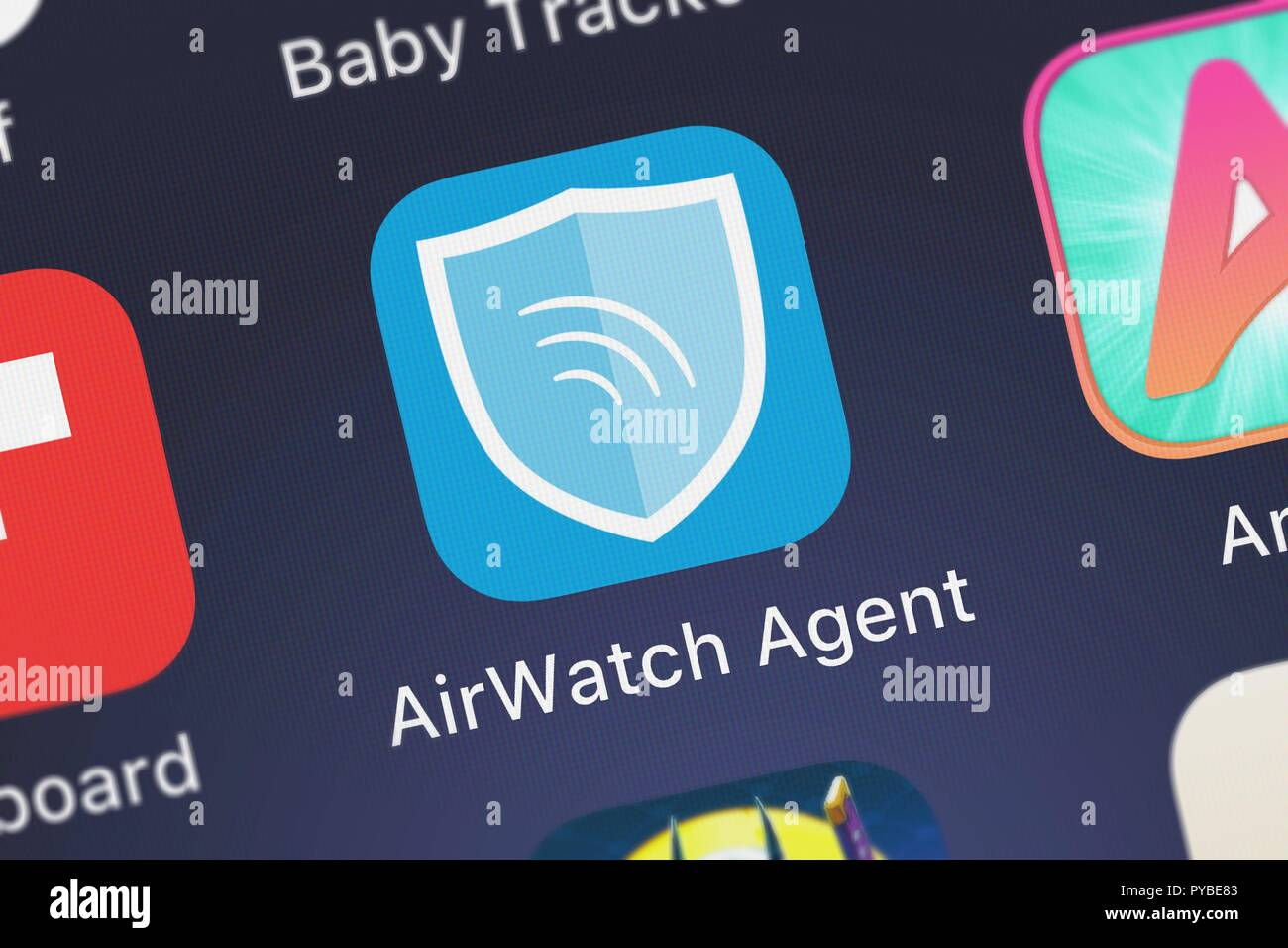 Airwatch Stock Photos & Airwatch Stock Images - Alamy