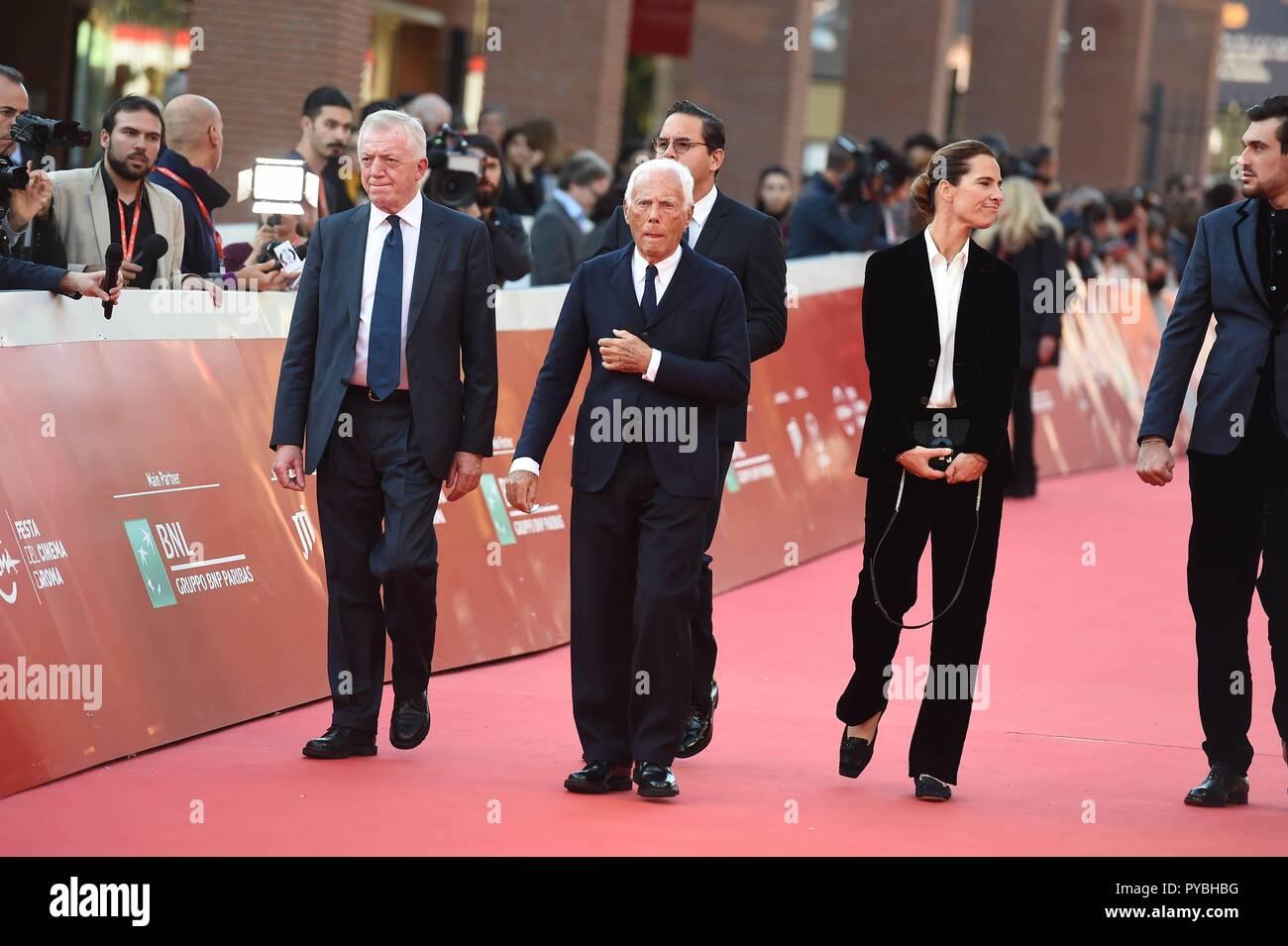 Roma Cinema Fest 2018  Rome Film Festival  Red carpet film