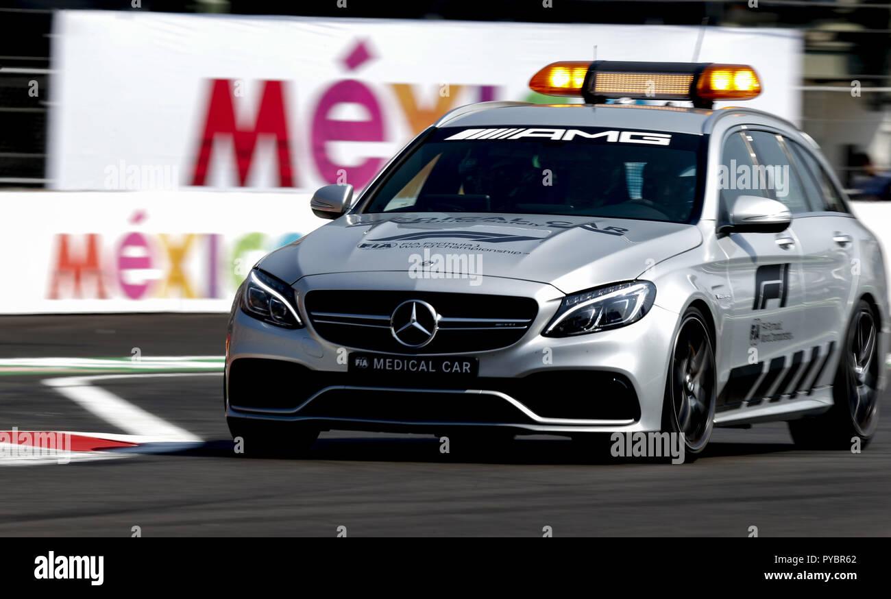 mexico city, mexico. 26th oct, 2018. motorsports: fia formula one