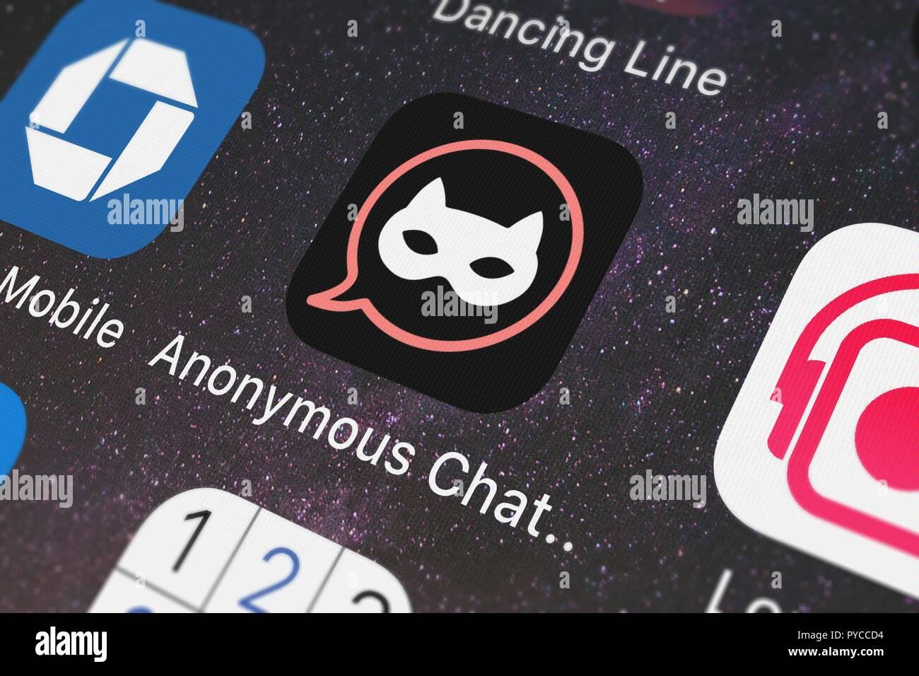 Anonym chat
