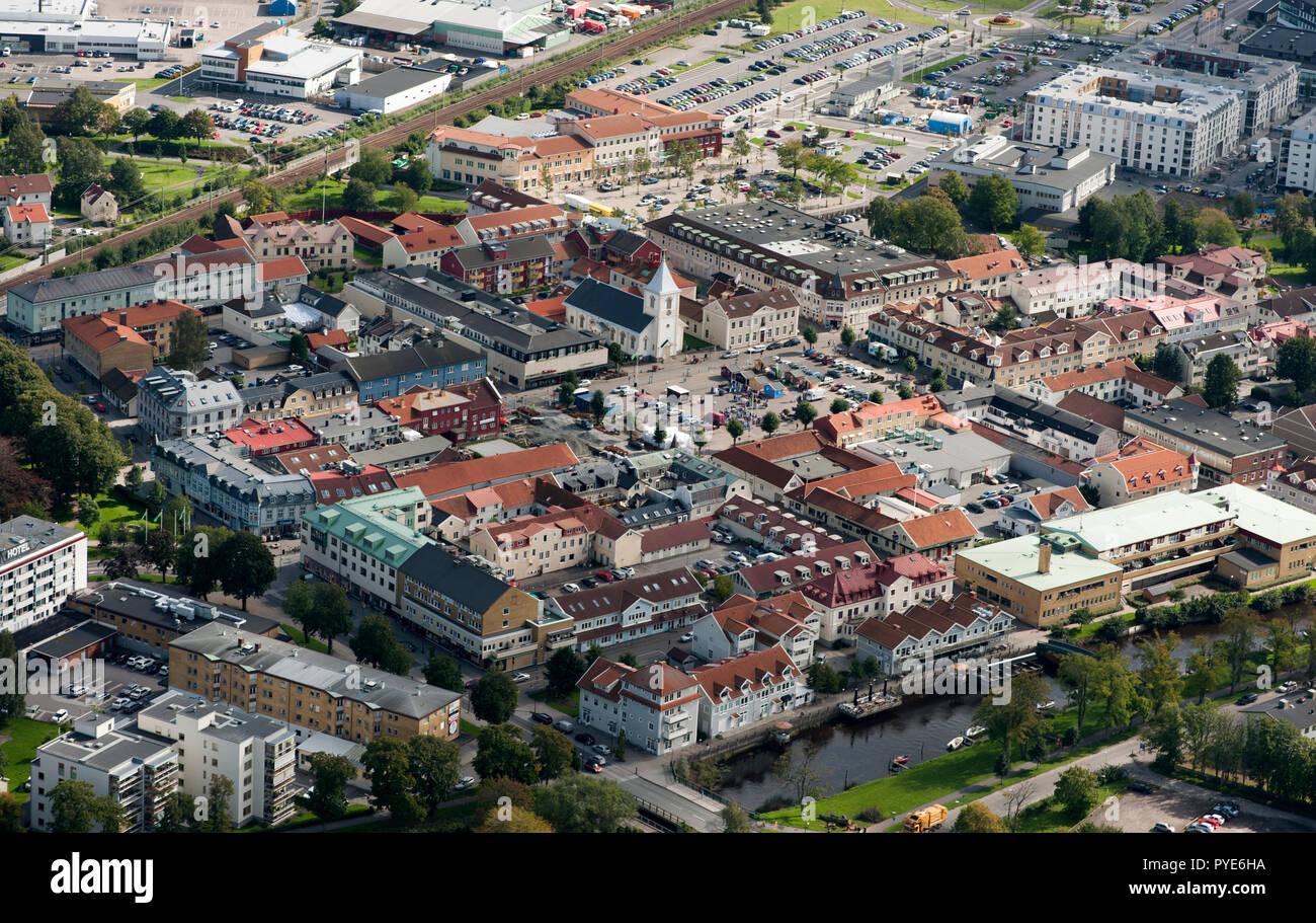 Sweden - Stock Image