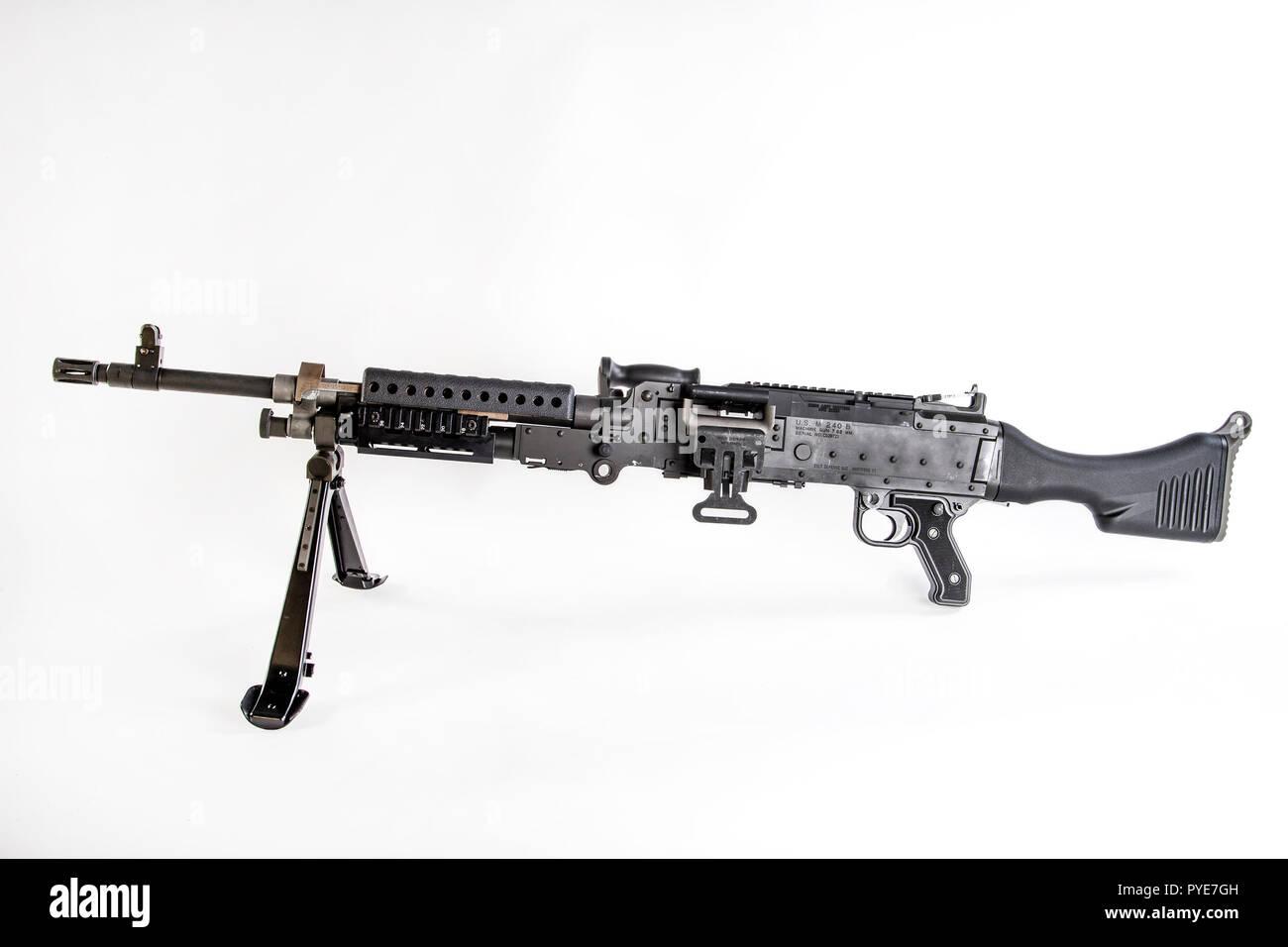 M240 Machine Gun Stock Photos & M240 Machine Gun Stock Images - Alamy