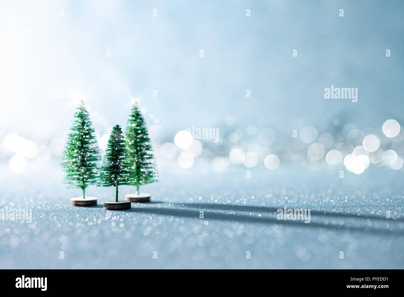Winter Wonderland Background High Resolution Stock Photography And Images Alamy
