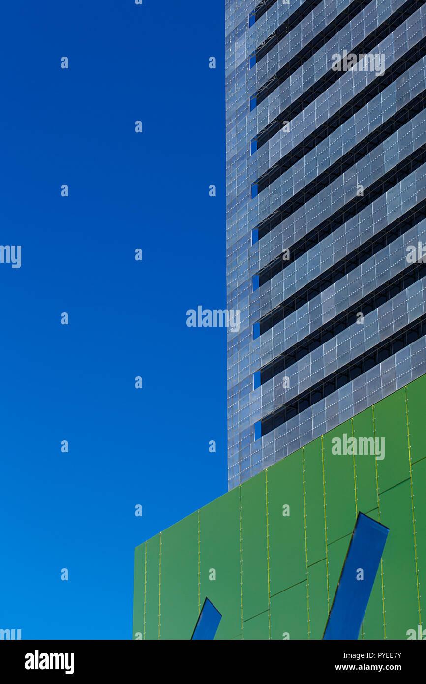 Brisbane skyscraper, Australia - Stock Image