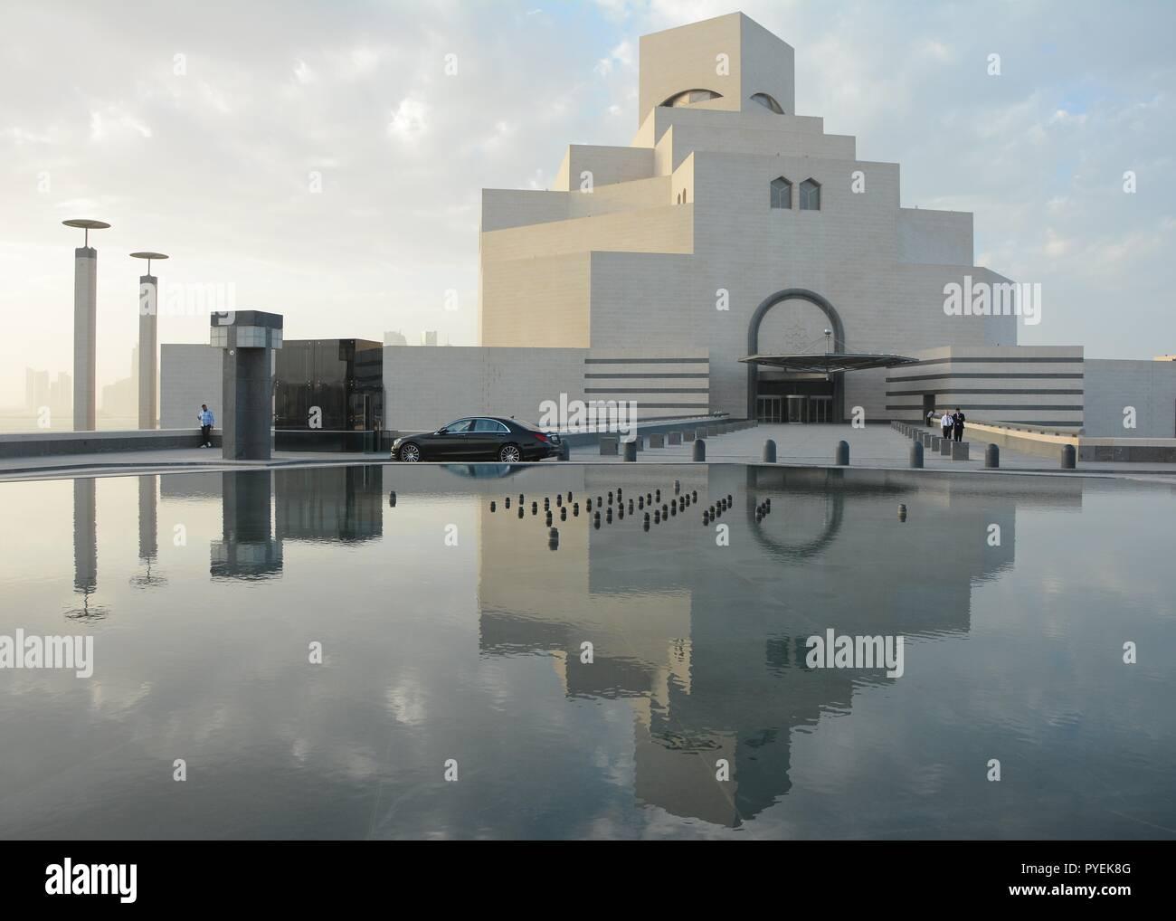 The Museum of Islamic Art, Doha, Qatar Stock Photo