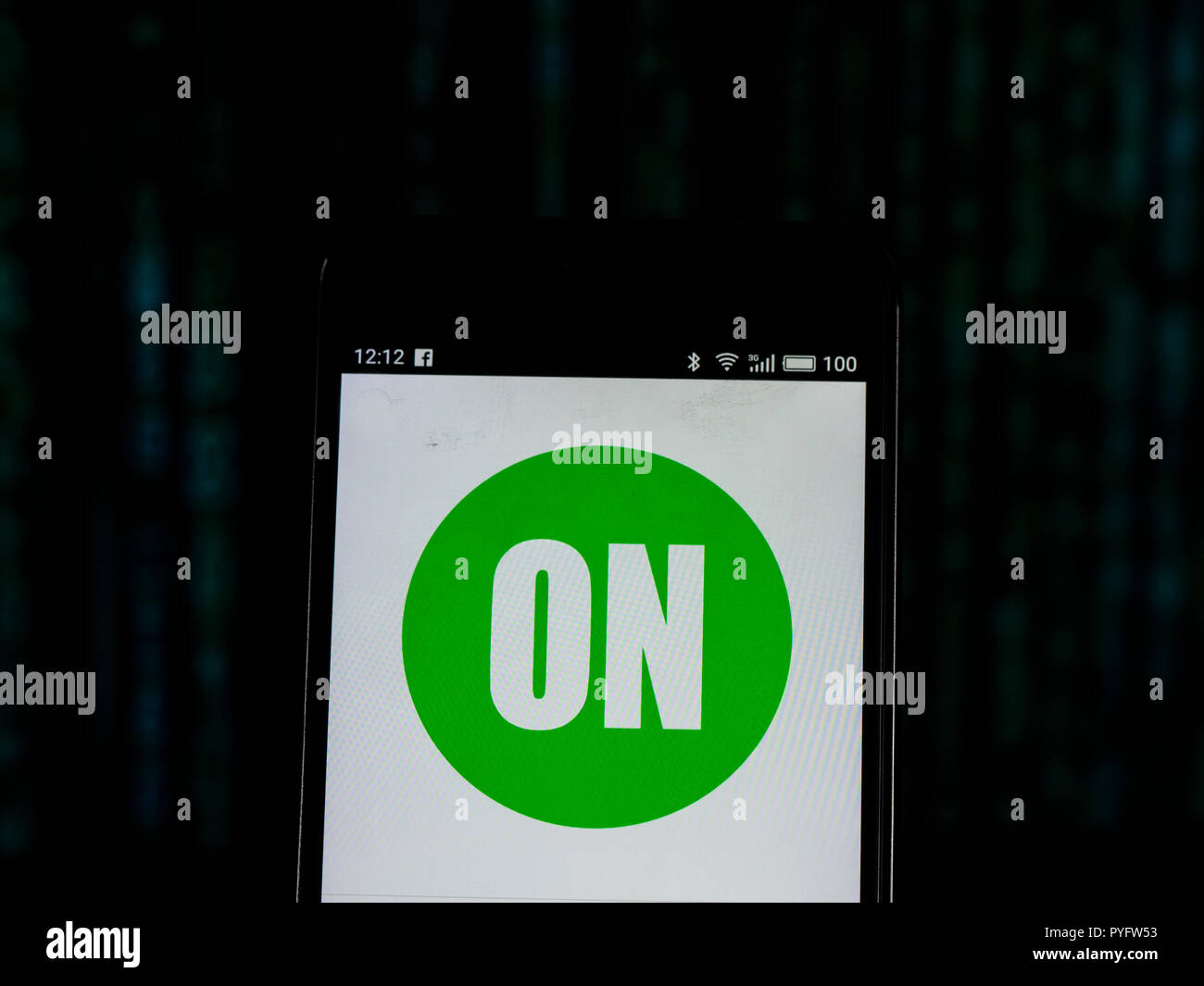 ON Semiconductor  Semiconductor manufacturing company logo