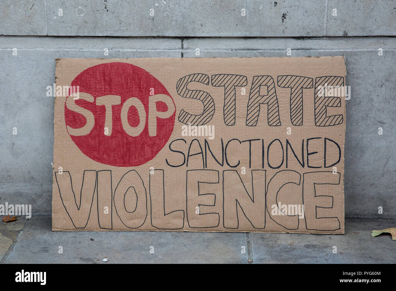 what is state sanctioned violence