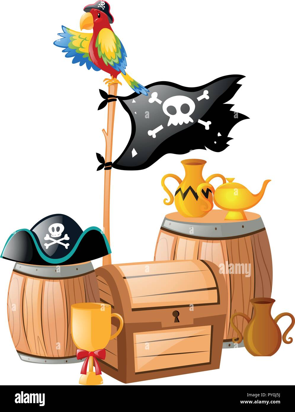 Pirate Clipart Stock Photos Pirate Clipart Stock Images