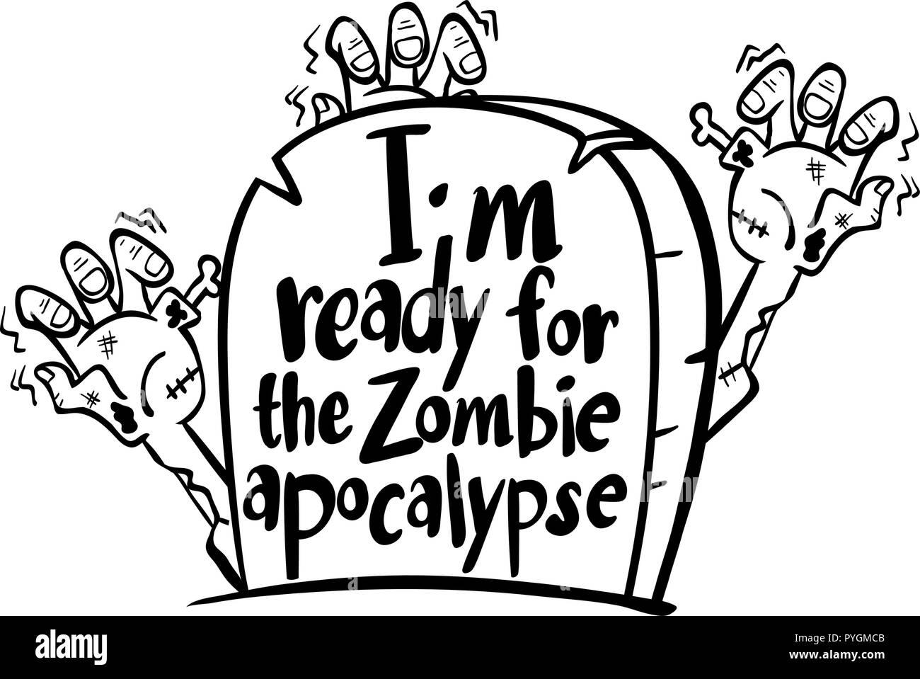 zombie apocalypse stock photos zombie apocalypse stock images alamy JBL vs Undertaker english expression for ready for zombie apocalypse illustration stock image