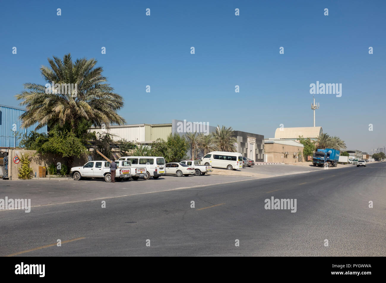 Al Quoz Stock Photos & Al Quoz Stock Images - Alamy