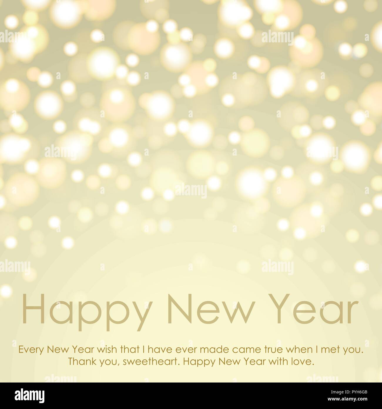 happy new year and christmas background with gold confetti 2019 vector