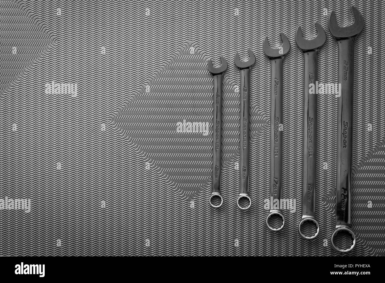 Engineering background - Stock Image