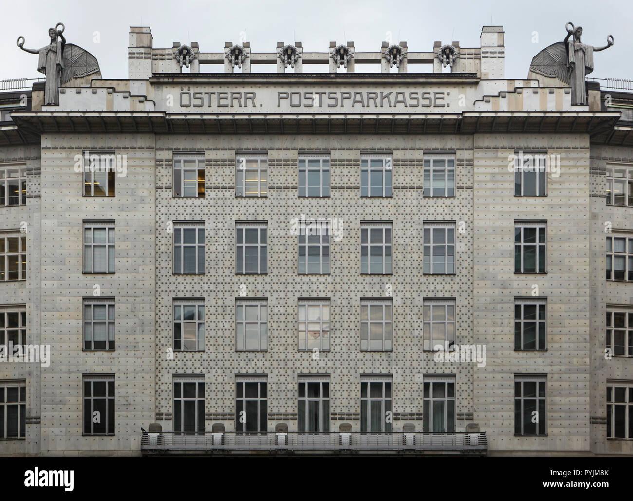 Osterreichische Postsparkasse Austrian Postal Savings Bank