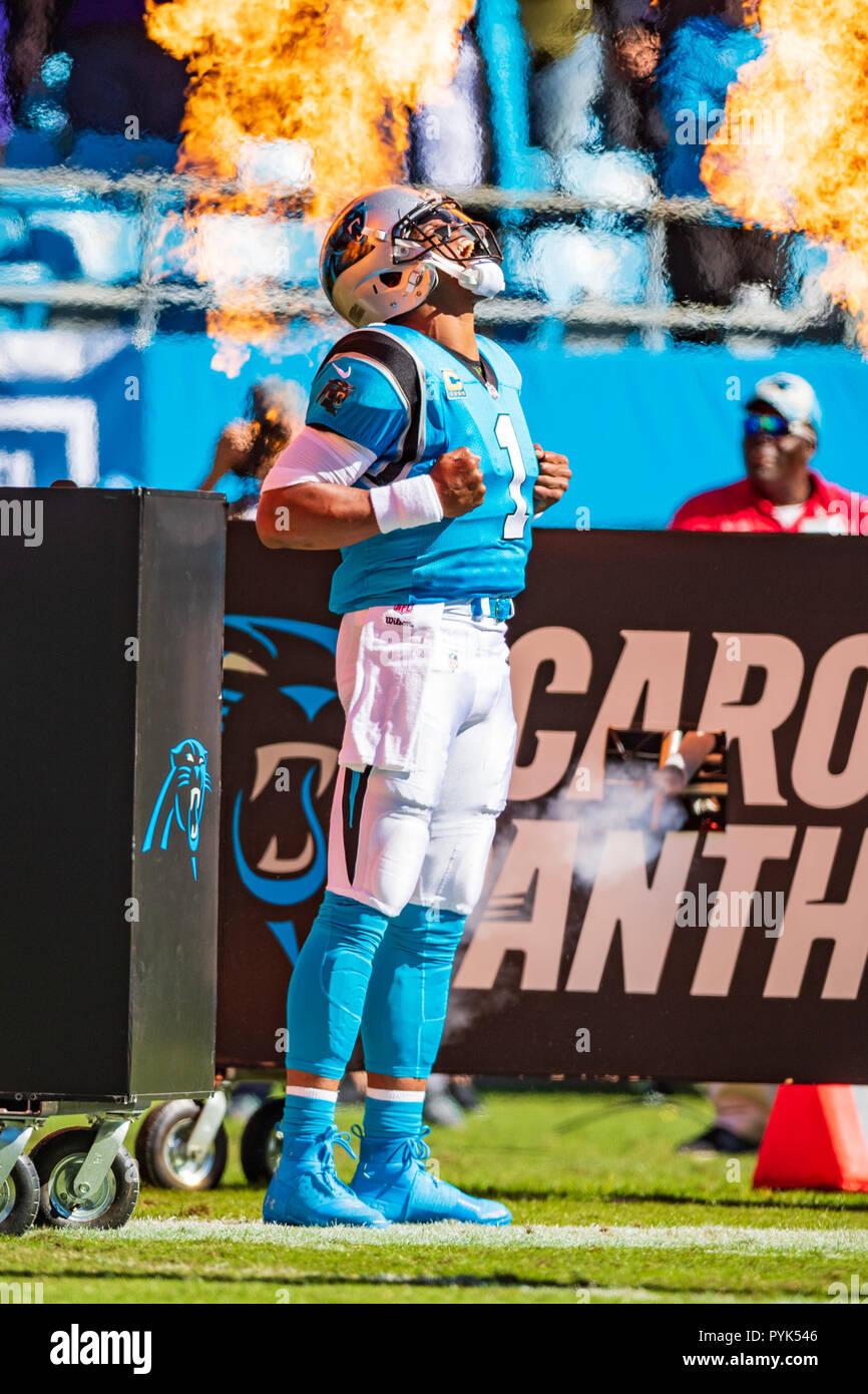 c0eac6dbd070 Carolina Panthers quarterback Cam Newton (1) during the NFL football game  between the Baltimore Ravens and the Carolina Panthers on Sunday October  28
