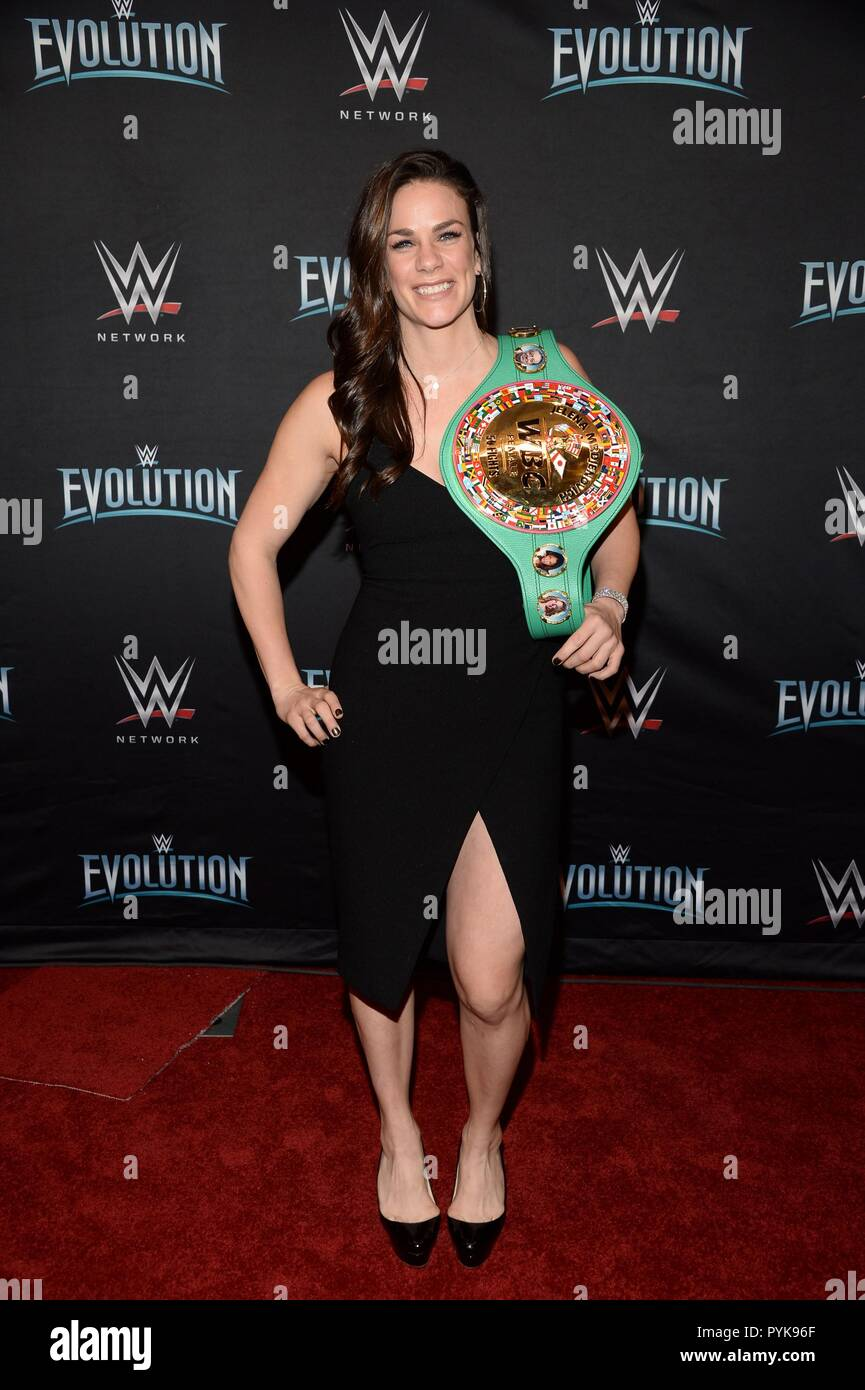 New York, NY, USA  28th Oct, 2018  Bayley at arrivals for