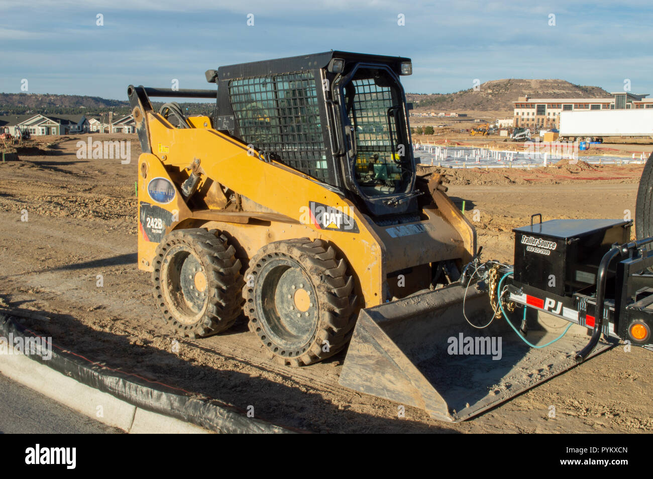 Bull Dozer Stock Photos & Bull Dozer Stock Images - Alamy